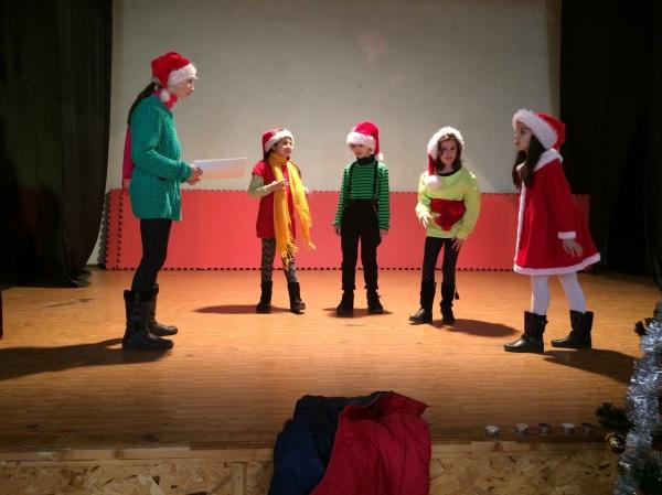 """Премиера на """"Джуджетата на Дядо Коледа"""""""