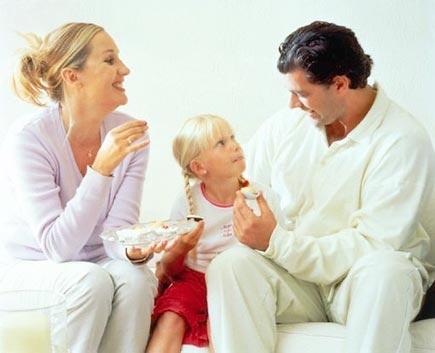 Дванайсетте заповеди към родителите